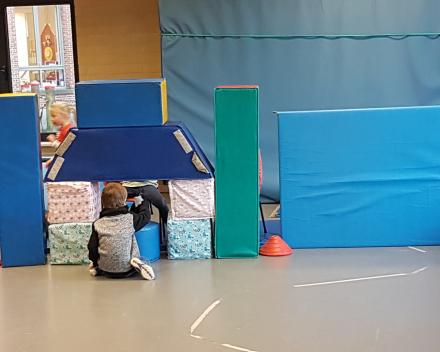 K3 - Kampen bouwen in de gymzaal