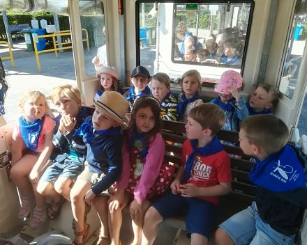 Een leuke schoolreis!