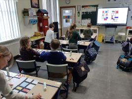 Kunst in de klas (05/03/2020)