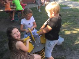 Spelen (begin eerste leerjaar)