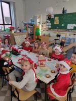 Kerst vieren in 2/3 kleuterklas