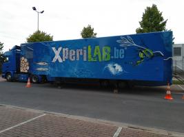 Bezoek aan Xperilab.