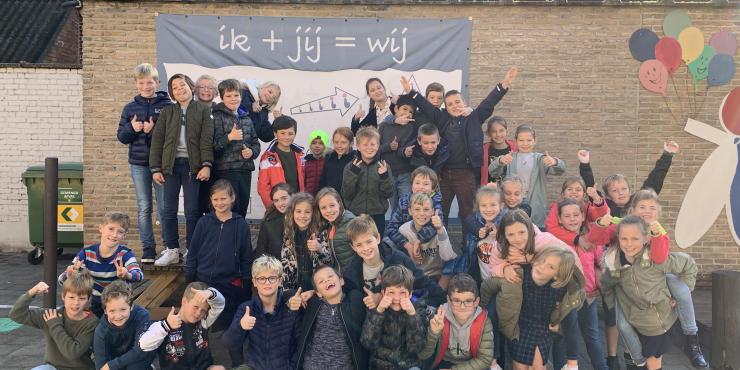 L4A/4B – Juf Wies en Meester Wouter
